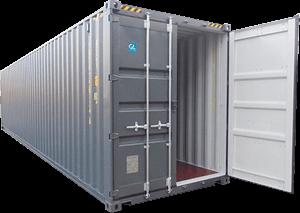 Предоставление транспорта, сдача порожних контейнеров